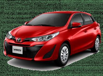 Toyota suma equipamiento al Yaris base