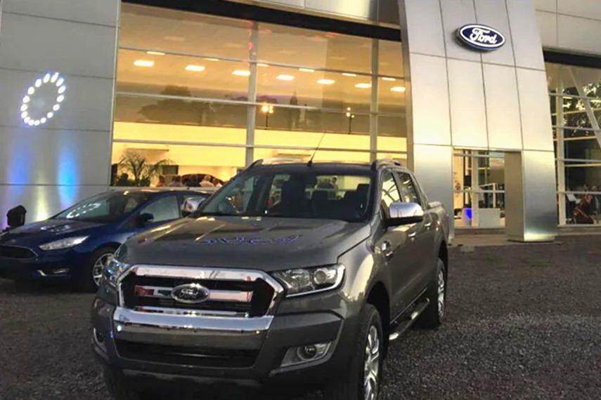 Ford achica su red de concesionarios en la Argentina