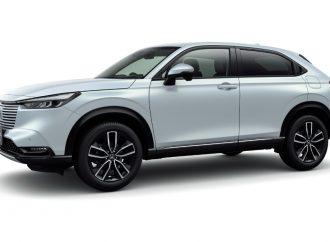 Honda muestra la nueva generación de la HR-V