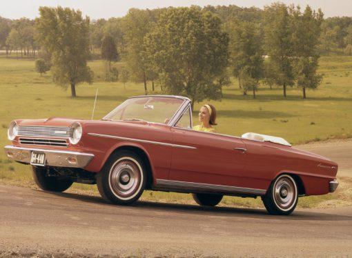 Rambler American: la historia del  auto que inspiró al Torino