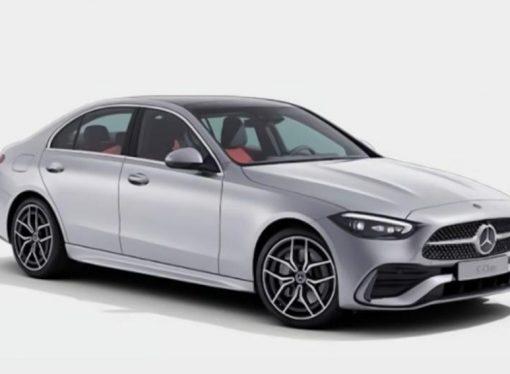 Filtrada la nueva generación del Mercedes Clase C