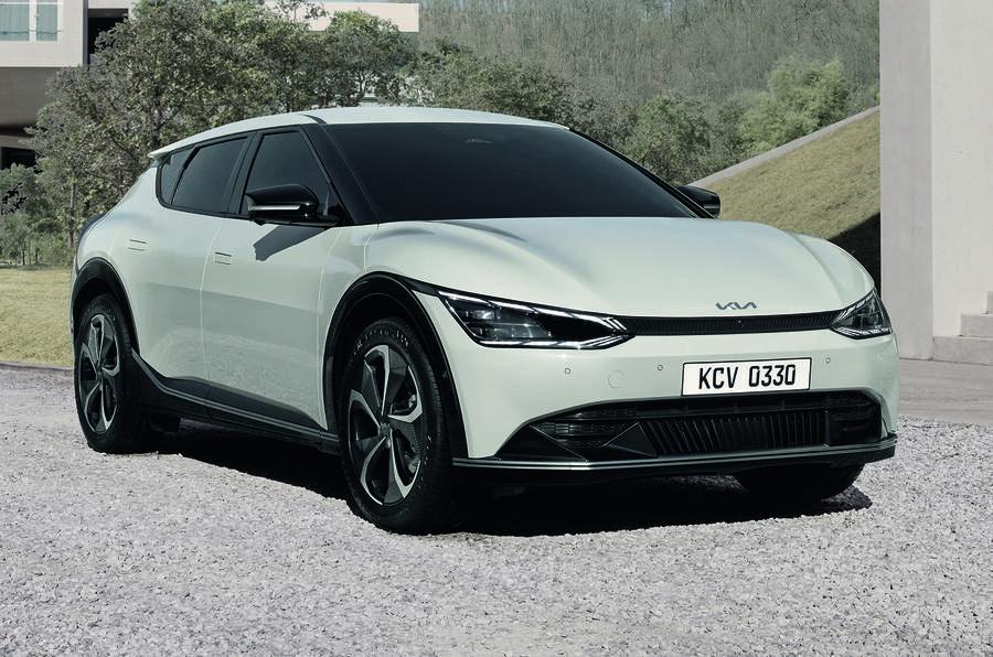 Kia también estrena su primer modelo 100% eléctrico