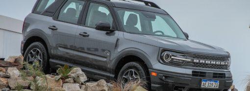 Ford lanza la Bronco Sport en la Argentina