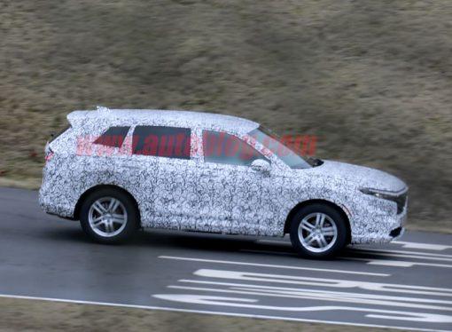 Honda prepara una nueva CR-V