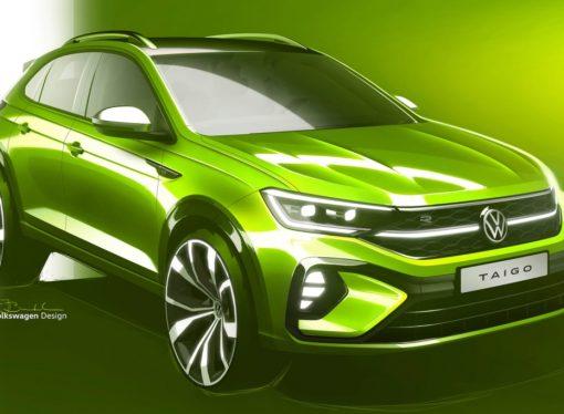 El Volkswagen Nivus se llamará Taigo en Europa