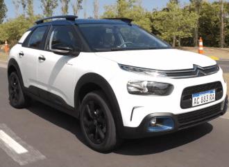 Prueba: Citroën C4 Cactus Rip Curl 1.6 VTi AT