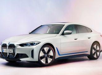 i4: la berlina eléctrica de BMW