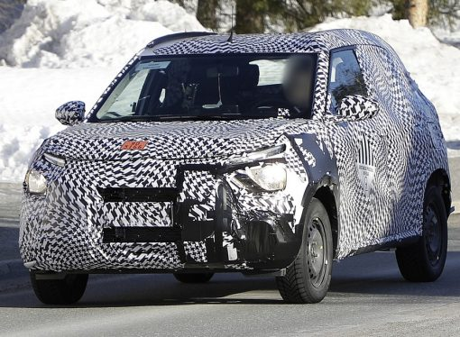 Citroën ultima las pruebas del nuevo C3
