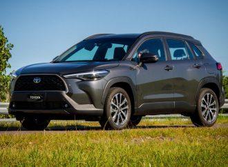 Ya están los precios del Toyota Corolla Cross