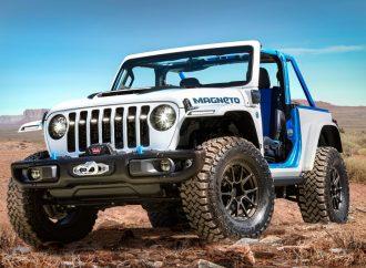 Vuelve el Jeep Easter Safari con cuatro prototipos