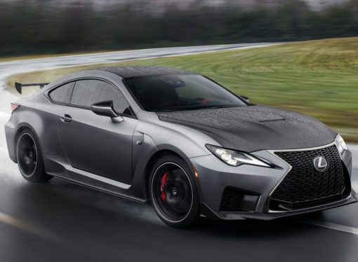 Lexus suma las versiones más deportivas del RC
