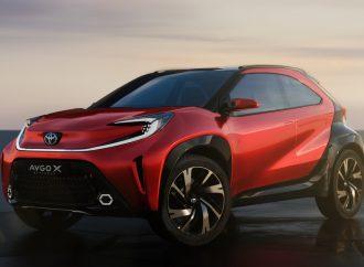 El Toyota Aygo también se hace SUV