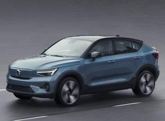 Volvo muestra el C40, su primer modelo 100% eléctrico