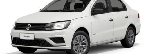 El rediseño del Voyage aparece en el site de VW