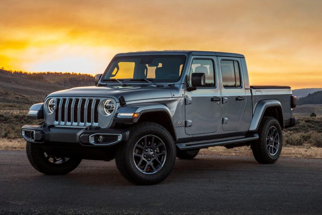 Jeep confirma el equipamiento del Gladiator para Argentina