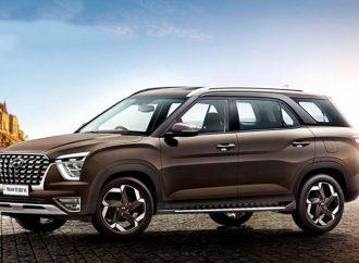 Primera imagen oficial del Hyundai Alcazar