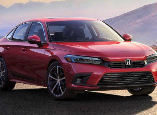 Primera imagen del nuevo Honda Civic ¿Lo tendremos?