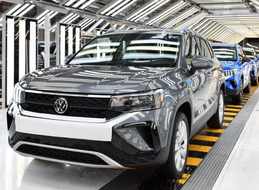 Volkswagen inicia esta semana la producción del Taos en Pacheco