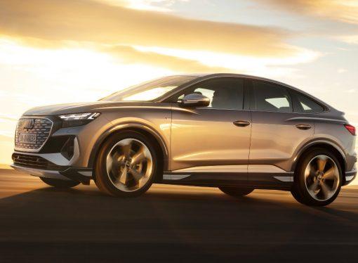 Audi estrena otro eléctrico: el Q4 e-tron