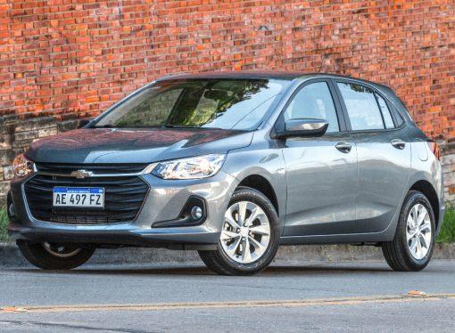 El Chevrolet Onix suma dos versiones turbo: RS y LTZ