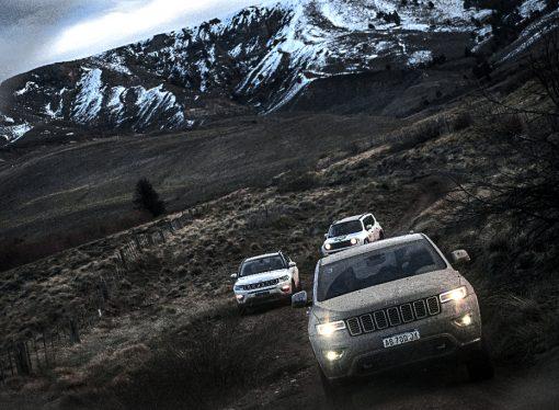 4 del 4: Jeep festeja el día 4×4
