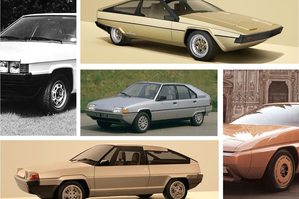 La historia del concept que pasó por cuatro marcas antes de ser el Citroën BX