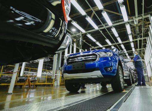 Ford aumenta producción y personal en Pacheco