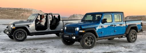 Jeep presentará el Gladiator en la Argentina la semana que viene