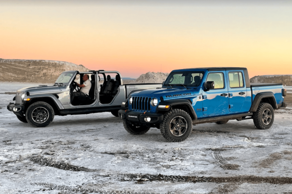 Jeep presentará el Gladiator en la Argentina el 26 de abril