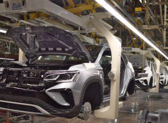 Los cambios que se hicieron en la planta de Volkswagen para recibir al Taos