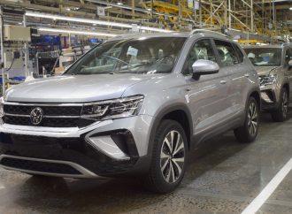 Volkswagen Taos: inicio de producción y recorrida por el país
