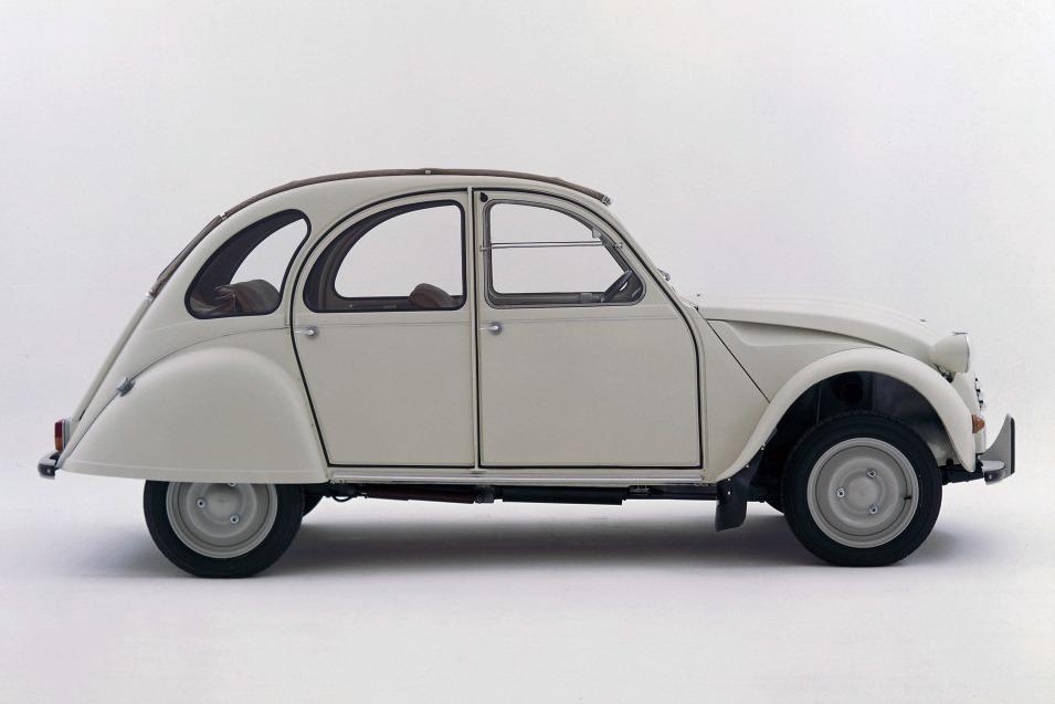 ¿Qué diferencias tienen los Citroën 2CV y 3CV?