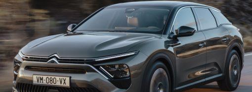 El Citroën C5 regresa con una silueta Shooting Brake