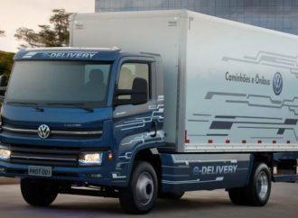 Volkswagen confirma la producción del e-Delivery en Brasil