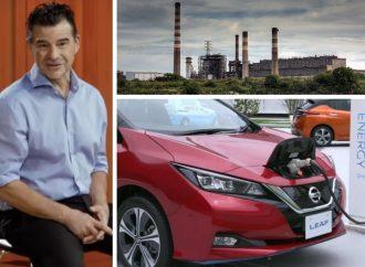 """Miguel Galuccio: """"el auto eléctrico en la Argentina es un auto a gas"""""""