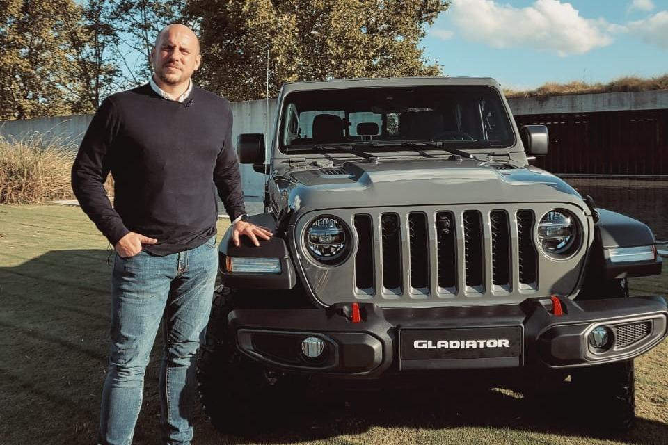 """""""El Jeep Gladiator será un vehículo de culto"""""""