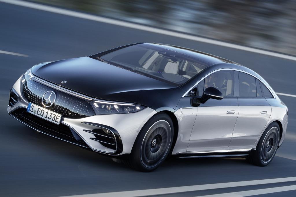 Mercedes EQS: el eléctrico de la Clase S