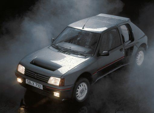 Así eran las versiones de calle del Grupo B de Rally