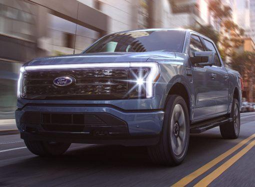 Ford presenta la versión eléctrica de la F-150