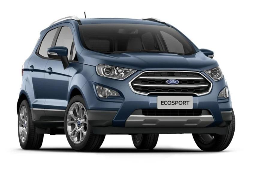 La gama india de la Ford EcoSport ya tiene precios