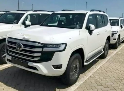 Toyota tiene lista la nueva Land Cruiser