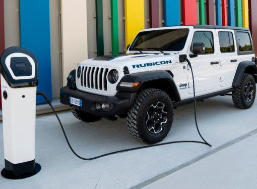 4xe: el Jeep Wrangler también se hace eléctrico