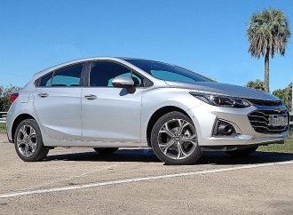 Prueba: Chevrolet Cruze 5 Premier
