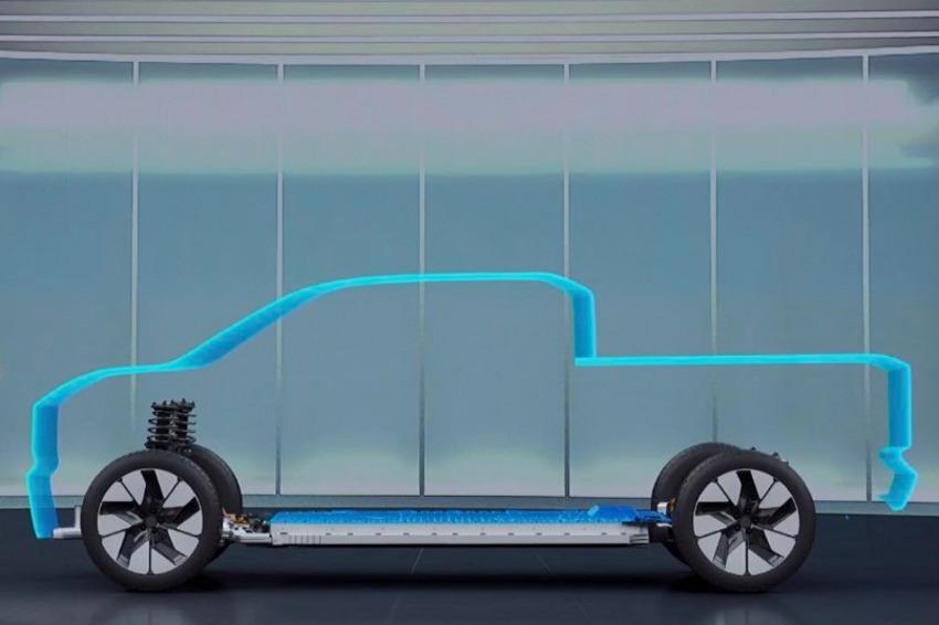 Ford tiene pensado lanzar una Ranger eléctrica