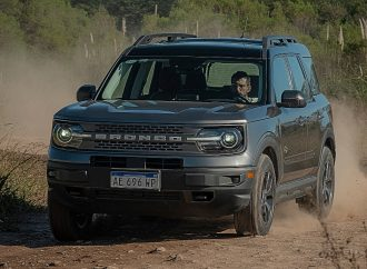 Prueba: Ford Bronco Sport Wildtrack