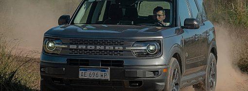 Prueba: Ford Bronco Sport Wildtrack