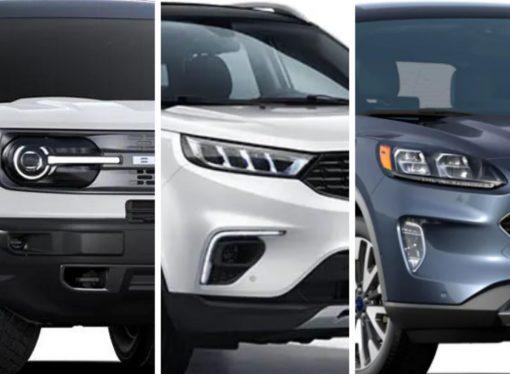 Bronco, Territory y Kuga: la triple oferta de Ford en SUV medianos