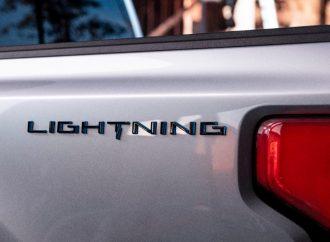 Ford recupera el nombre Lightning para la F-150 eléctrica