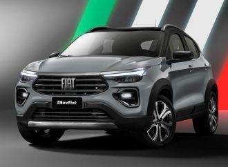 Este es el SUV del Fiat Argo (llega a fin de año)