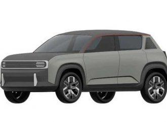 Renault patenta el posible diseño del nuevo R4 eléctrico